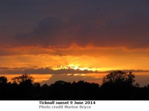 Calke sunset 090614 IMG_3222