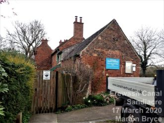 Sandiacre Lock Cottage